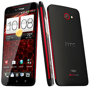 HTC Droid DNA — Butterfly