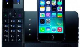 Новый телефон от Panasonic в линейке DECT с док-станцией для iPhone!