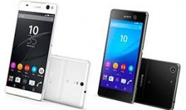 Sony Xperia C5Ultra и Xperia M5