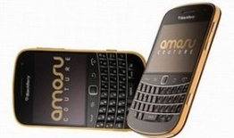 BlackBerry Bold 9900 Gold