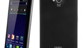 Обзор смартфона teXet TM-4504