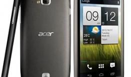 Обзор смартфона Acer CloudMobile (S500)