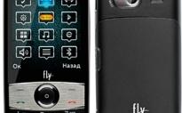 Fly B300- бюджетный аппарат с двумя СИМ-картами