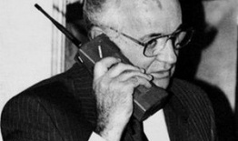 Сотовая связь в России: от первого звонка